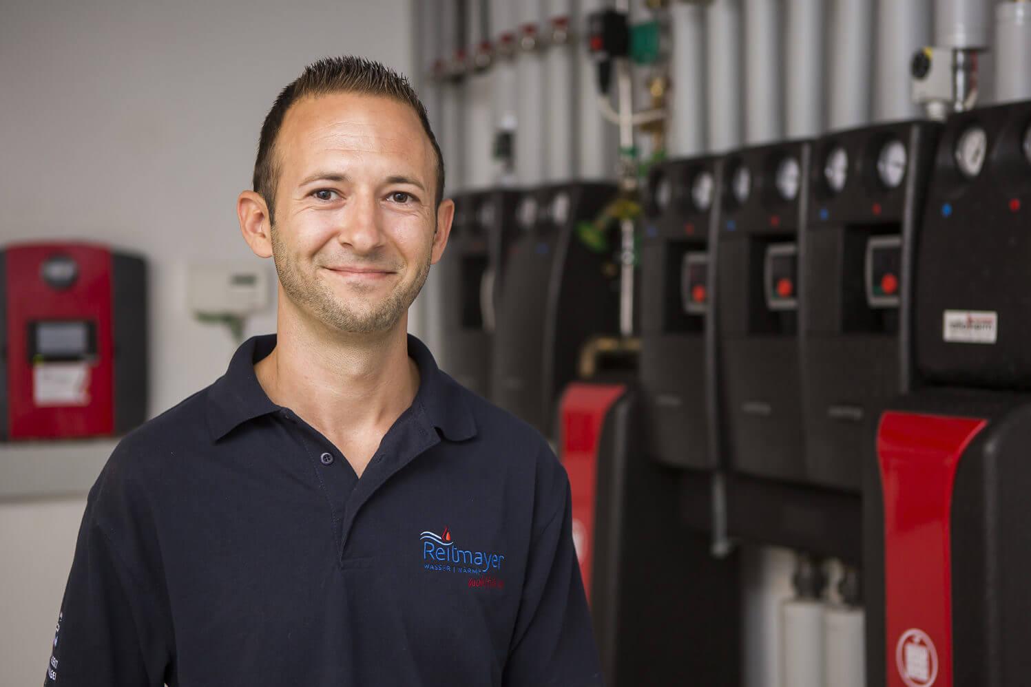 Service Reitmayer Wärme Wasser Heizungstechnik- und Sanitärbetrieb