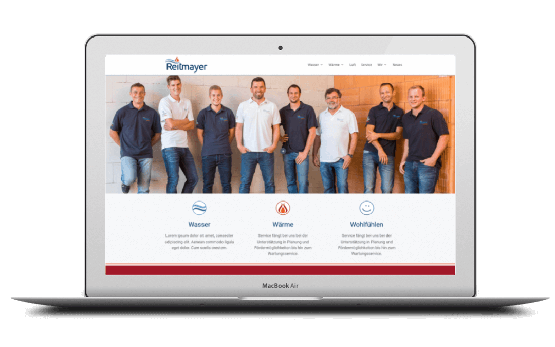Relaunch unserer Homepage
