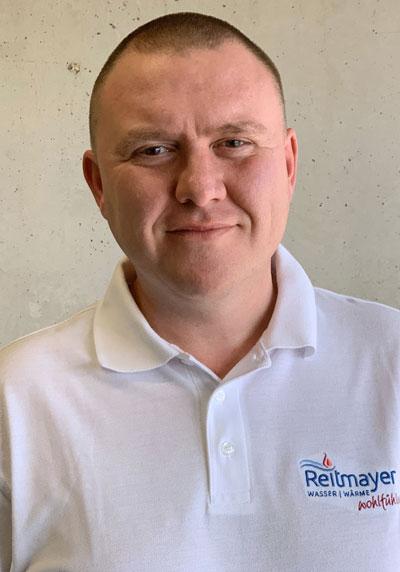 Portrait Stefan Tiefenbacher